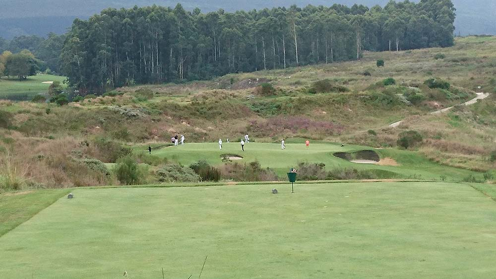 Image of the second hope at the Links, Fancourt