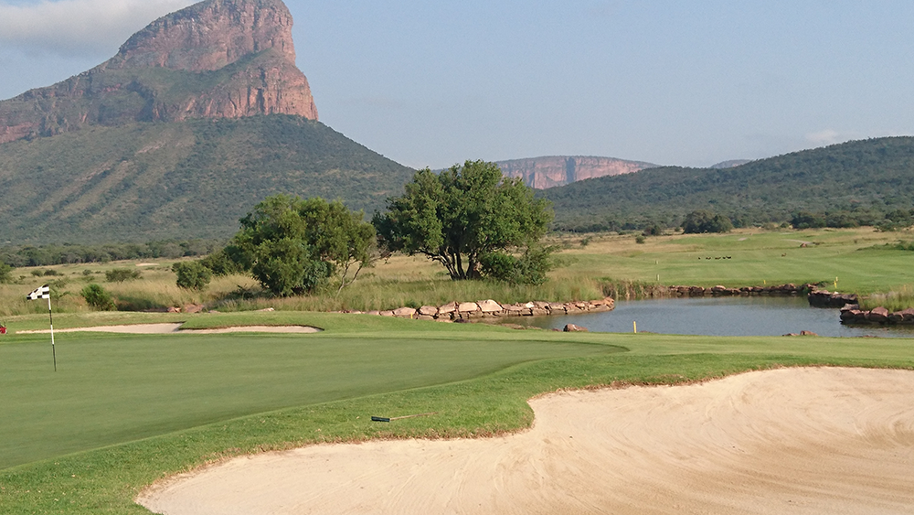 Image of 18th Hole Legends Golf and Safari