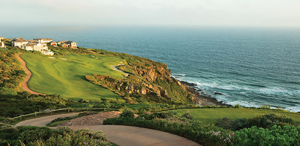 Image of The twelveth Hole at Pinnacle Point