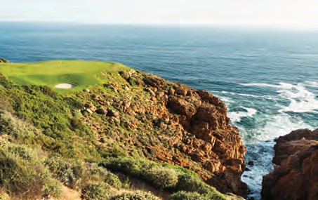 Image of 7th hole at Pinnacle Point