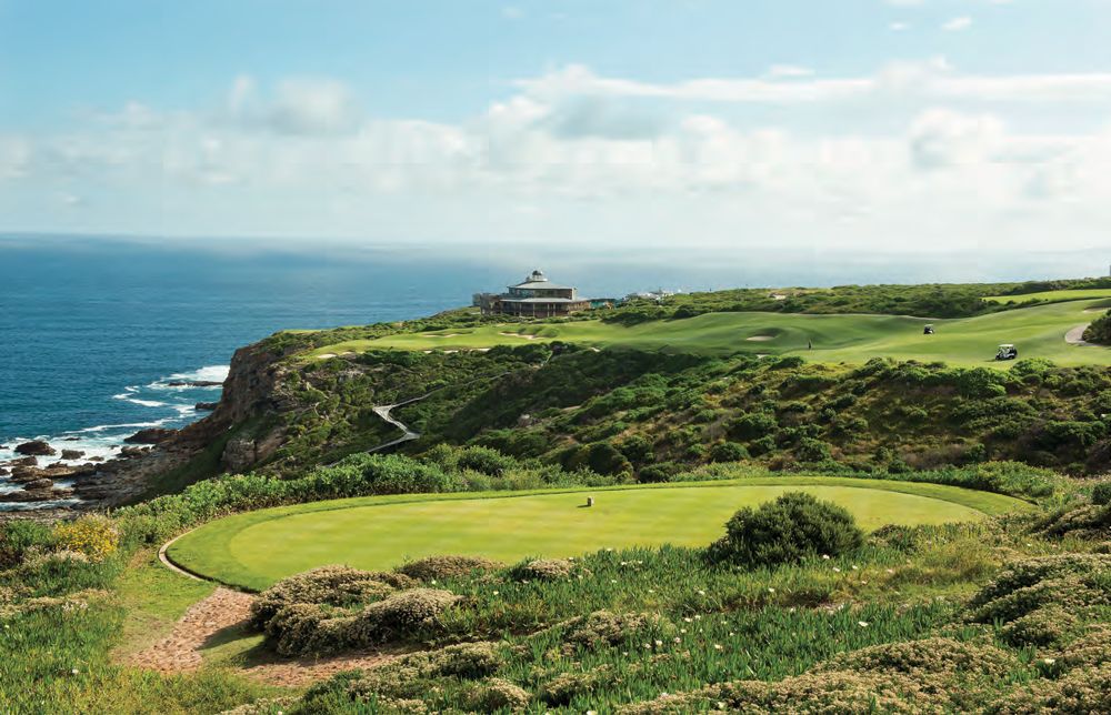 Image of 18th Hole at Pinnacle Point