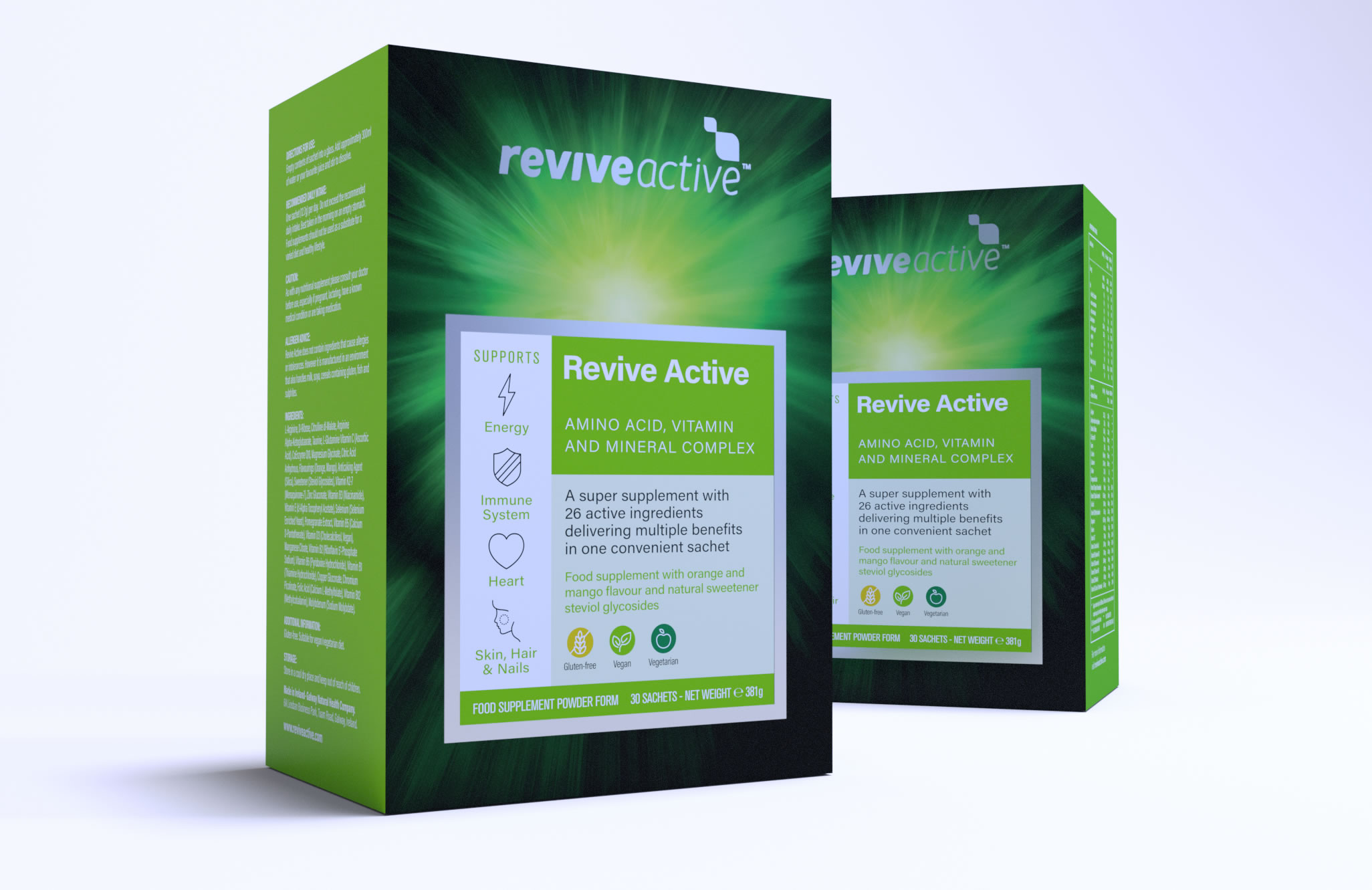 Image of Revive Active Box
